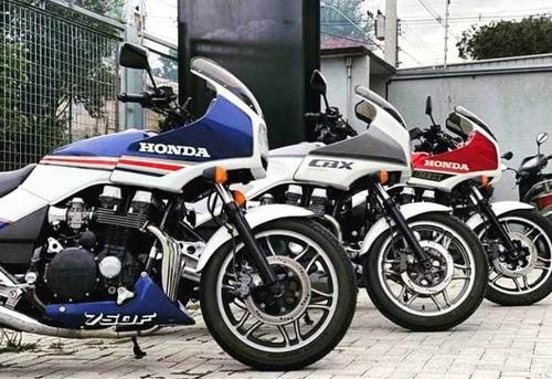 Imagem 1 de 7 de Honda Cbx 750f