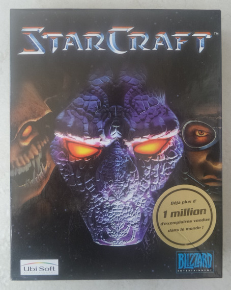 Starcraft Big Box Blizzard ( Francês )