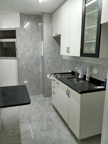 Apartamento Com 2 Dormitórios À Venda, 50 M² Por R$ 320.000,00 - Vila Ré - São Paulo/sp - Ap0153