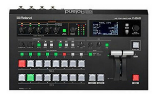 Roland V-60 Hd Hd Video Switcher