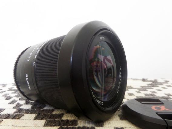 Lente 18-70 Sony Alpha A 300