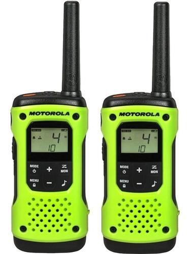 Handy Motorola T-600h2o Resiste Agua 56km Usb Transformador