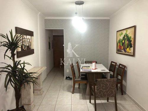 Apartamento Com 2 Dorms, Canto Do Forte, Praia Grande - R$ 330 Mil, Cod: 4525 - V4525