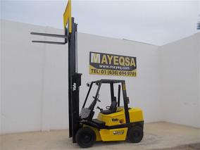 Montacargas Yale Gdp080l Motor A Diesel 8000 Libras