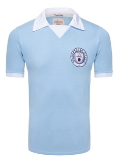 Camisa Retrô Manchester City