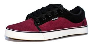 Zapatillas Skate Clásicas Ozono Varios Colores