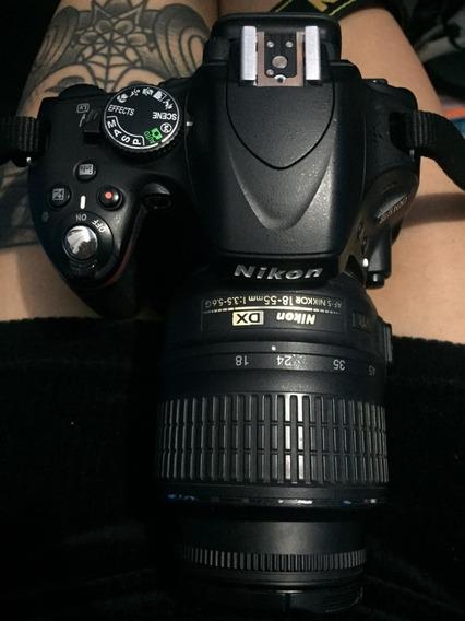 Câmera Nikon D5100 / 20.000 Cliques