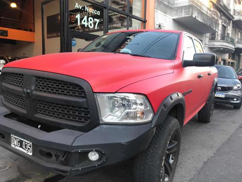 Dodge Ram Larami 4x4 Full Full La Mejor De Todas Argemotors