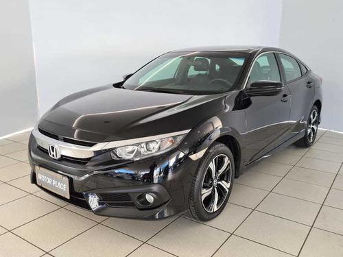 Imagem 1 de 15 de Honda Civic Sedan Exl 2.0 Flex 16v Aut 4p