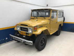 Toyota Land Cruiser 1983
