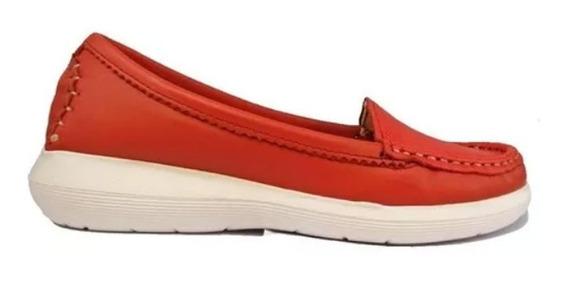 Zapatos Mocasines Cuero Vacuno Plantilla Confort Hot Rimini
