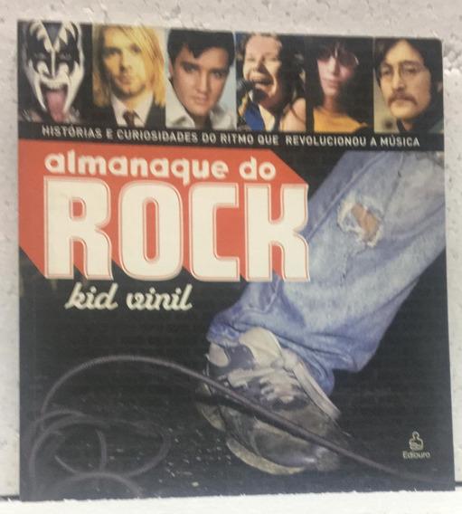 Almanaque Do Rock Kid Vinil Editora Ediouro