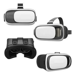 Lentes De Realidad Virtual Vr Box 3d Android Ios Smartphone