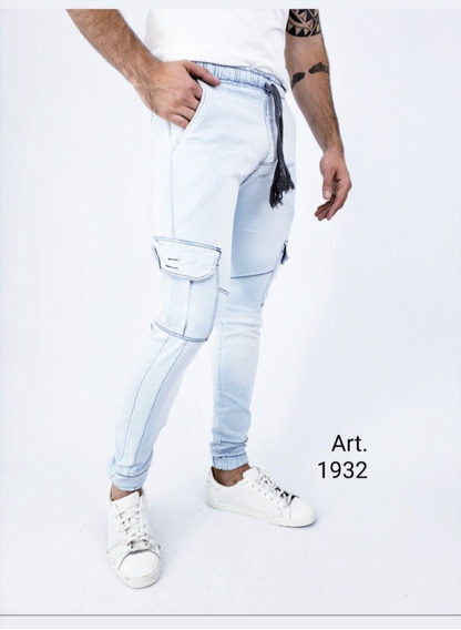 Joggers Cargo Jeans