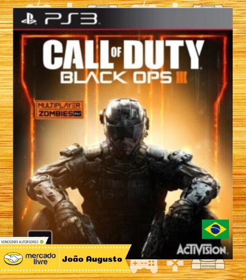 [ps3] Call Of Duty Black Ops 3 - Completo
