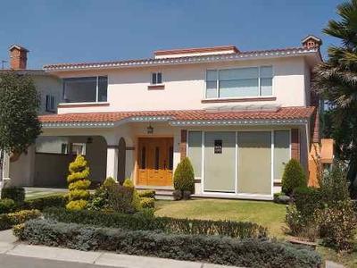 Casa En Renta Metepec