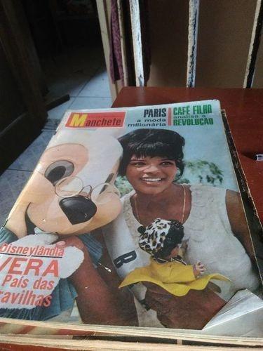 Revista Manchete Nº 644 Agosto De 1964 - Miss