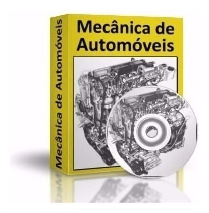 Curso De Mecânica Carros Com 13 Dvds De Vídeo Aulas Cód. 08