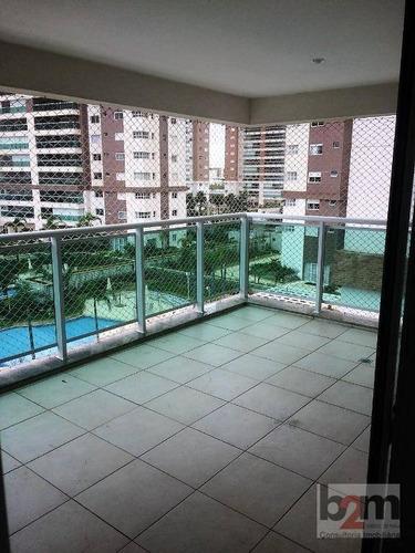 Apartamento Com 3 Dormitórios À Venda, 194 M² Por R$ 1.700.000,00 - Vila São Francisco - Osasco/sp - Ap2039