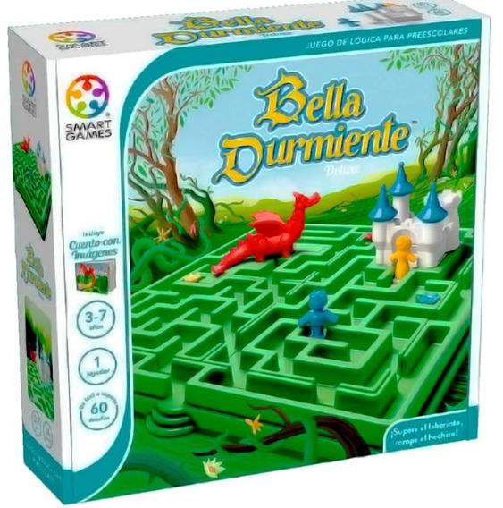 Sg025 La Bella Durmiente Juego De Lógica Cuento Smart Games