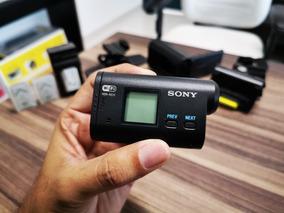 Camera Filmadora Sony As15 Wifi + Acessorios Originais