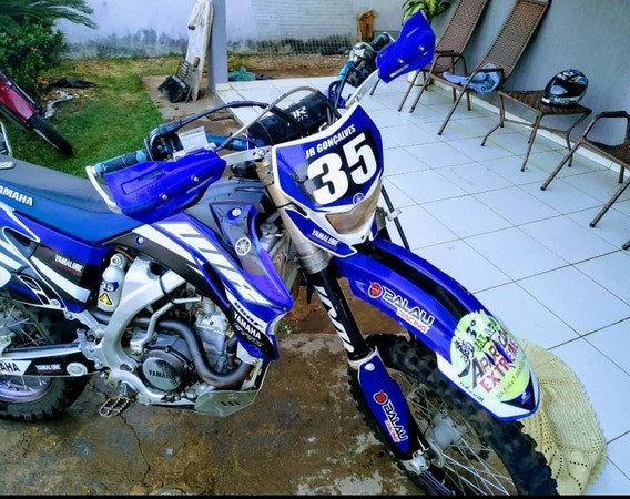 Yamaha Yamaha Wr 250f