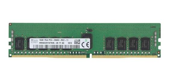 Memória 16gb Pc4-2400t 16gb 1rx4 Sk Hynix