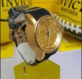 Relógio Yakuza Banhado A Ouro 18k Original Modelo 15863