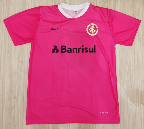 Camisa Internacional Rosa Mercado Livre