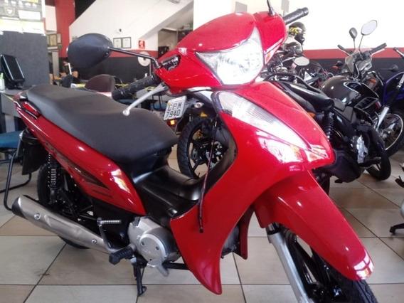 Honda Biz 125 Ex Vermelha 2013