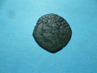 Dinero De Fern. I I De Aragon. 1479/1516 Mallorca