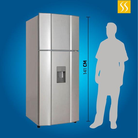 Refrigeradora Challenger No Frost 232 Lt Dispensador De Agua