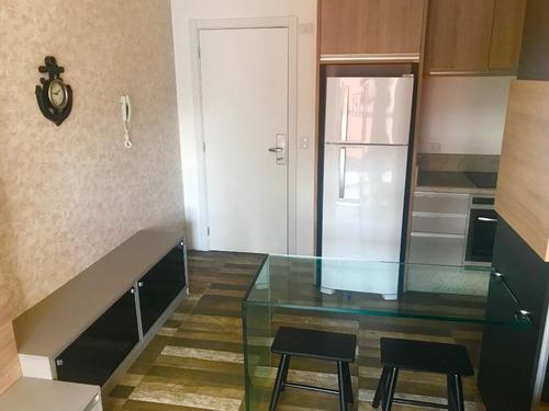 Studio Com 1 Dormitório Para Alugar, 33 M² Por R$ 1.580,00/mês - Centro - Curitiba/pr - St0018