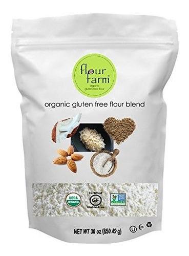 Orgánico Sin Gluten Harina Blend - Todos Los Fines De Harina