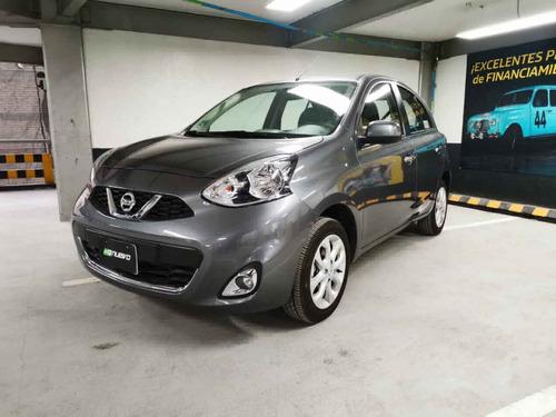 Imagen 1 de 15 de Nissan March 2020 5p Advance L4/1.6 Man