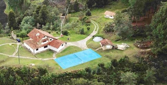 Venta Permuta Finca Villa De Leyva
