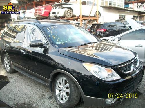 Sucata Hyundai Vera Cruz 3.8 V6 2008 Para Retirada De Peças
