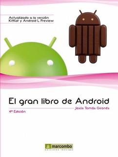 Libro El Gran Libro De Android 4ª Edicion, Fisico - Sellado