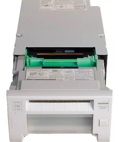 Impressora Fuji Ask 300 Com Um Kit De Papel E Rimbol