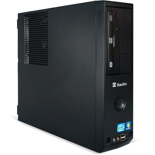 Pc Recertificado Itautec St 4271 I5 650 4gb Ssd 240gb Win7