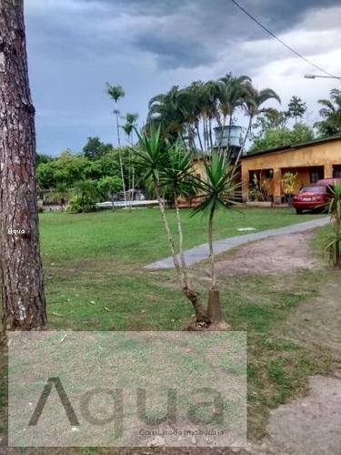 Chácara Para Venda Em Itanhaém, Bopiranga, 3 Dormitórios, 1 Suíte, 2 Banheiros, 10 Vagas - It067_2-401779