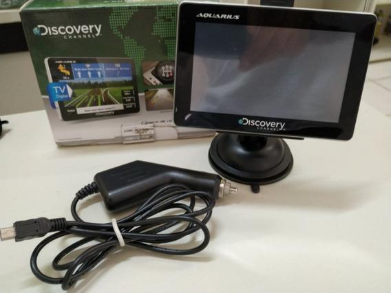 Gps Automotivo 4.3 Com Tv Digital Discovery