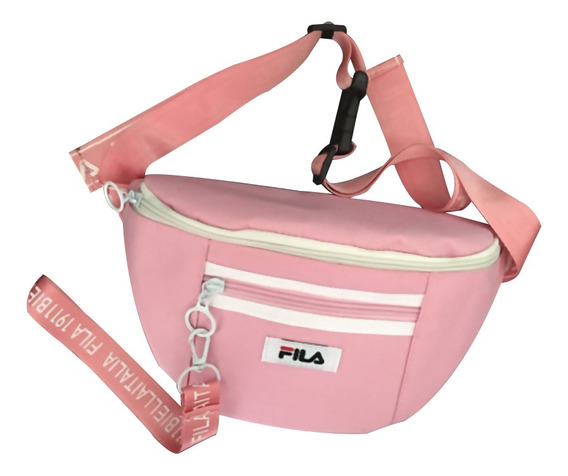 Fila Fashion Waist Bag All-match Para Hombres Y Mujeres