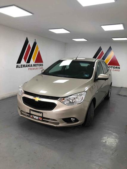 Chevrolet Aveo 4p Lt L4/1.5 Aut