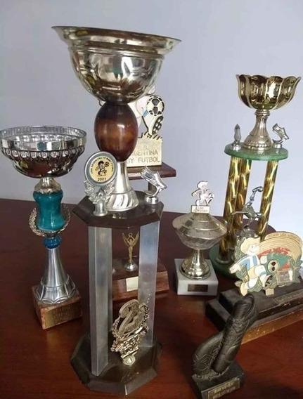 Trofeos De Fútbol Usados