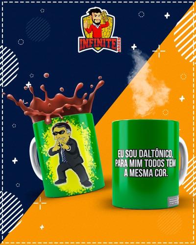 Imagem 1 de 10 de Canecas Personalizadas Bolsonaro  !!!!