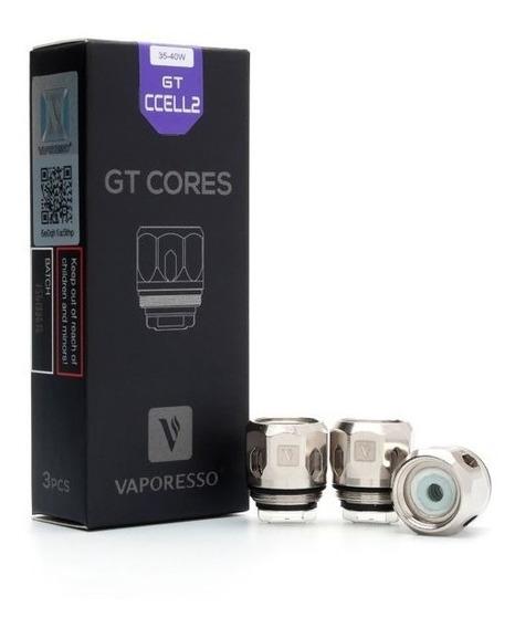 Coil Vaporesso Gt Ccell 2 0.3 Ohm Core - Resistência