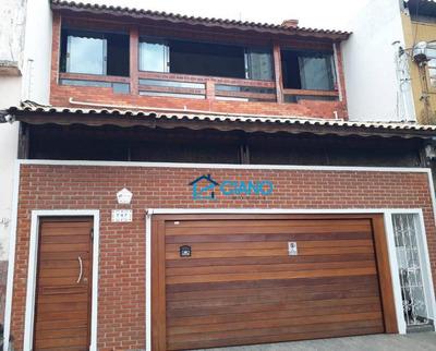 Sobrado Com 3 Dormitórios À Venda, 359 M² Por R$ 1.800.000 - Mooca - São Paulo/sp - So0144
