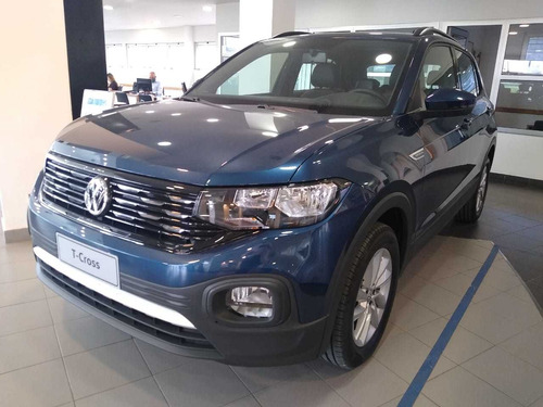 Volkswagen T-cross 1.6 Comfortline At Gr Motor 1.0 T