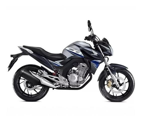Honda Cb 250 Twister 0km 2020 Financiación Crédito Dni